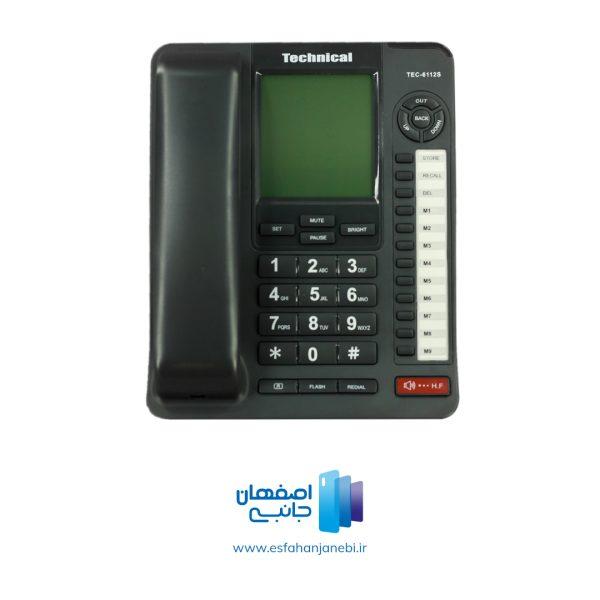 تلفن تکنیکال مدل TEC-6112