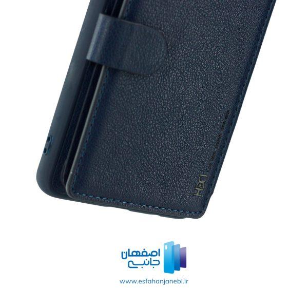 کیف چرمی اورجینال برند MINGSHI سامسونگ S10