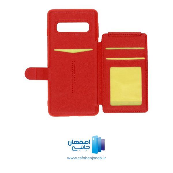 کیف چرمی اورجینال برند HDD سامسونگ S10