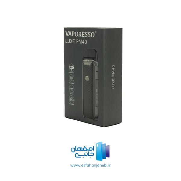 ویپ پاد ویپرسو لوکس مدل پی ام 40 مدل Vaporesso Luxe PM40