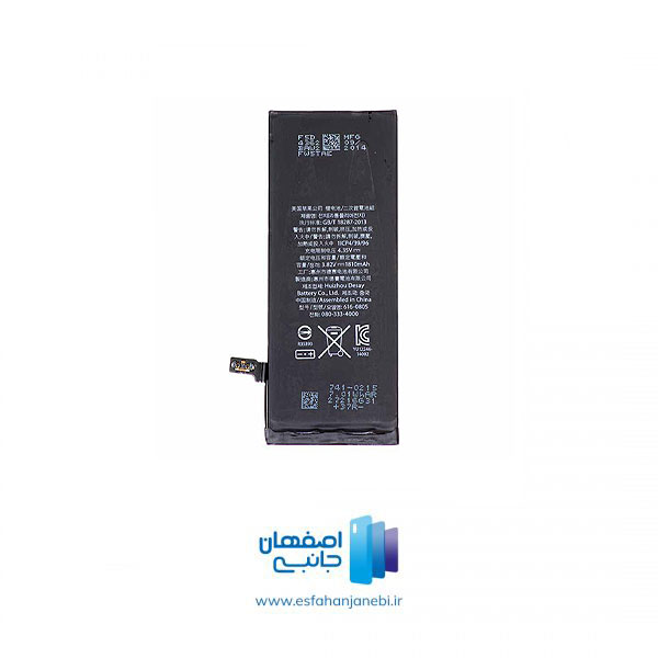 باتری آیفون 6 اپل Apple iPhone 6 | اصفهان جانبی