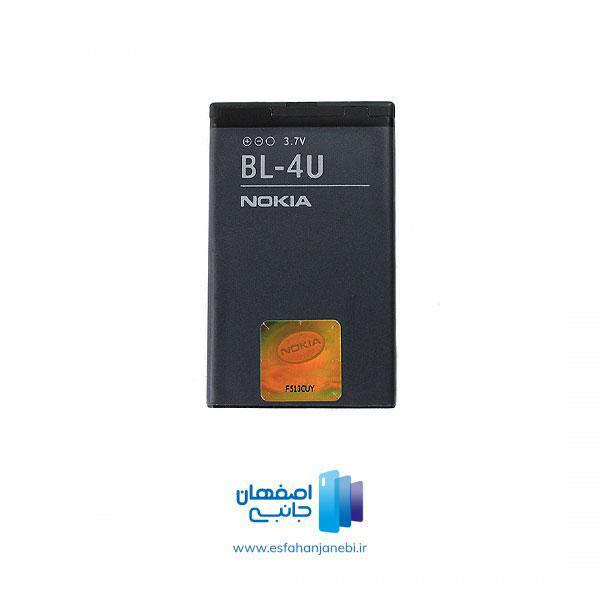 باتری لیتیوم یونی نوکیا BL-4U | اصفهان جانبی