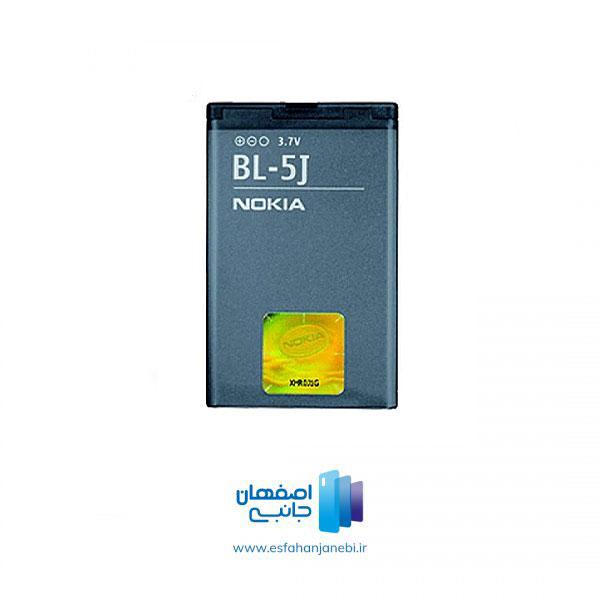 باتری اصلی نوکیا BL-5J   اصفهان جانبی