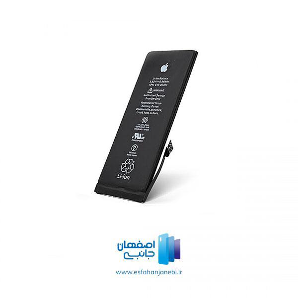 باتری 100% اورجینال آیفون 8 اپل Apple iPhone 8   اصفهان جانبی