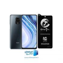 گلس سرامیکی مات شیائومی Mi Note 9 Pro (برچسب سرامیکی) | اصفهان جانبی
