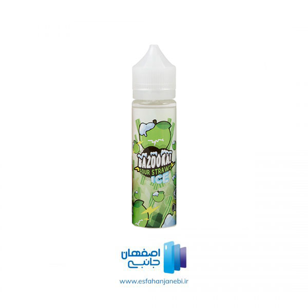 جویس 60 میلی لیتری سیب یخ بازوکا Bazooka   اصفهان جانبی