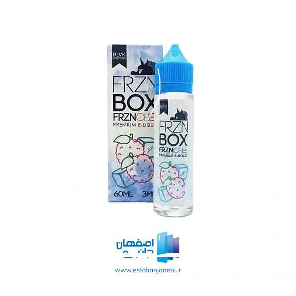 جویس 60 میلی لیتری شاهتوت یخ BLVK Unicorn Frzn BOX Frzn Chee | اصفهان جانبی