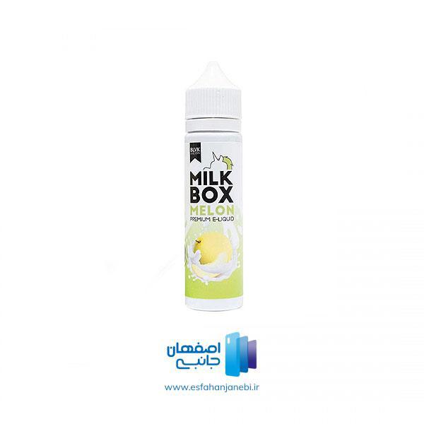 جویس 60 میلی لیتری شیر طالبی BLVK Unicorn Milk BOX Melon | اصفهان جانبی
