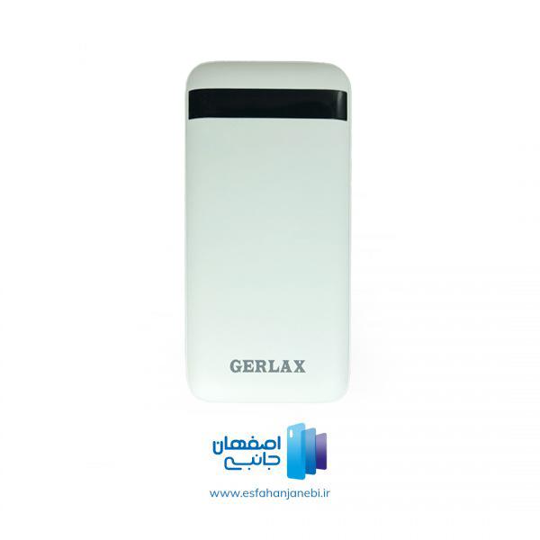 پاوربانک Gerlax مدل GP-05T ظرفیت 20000 میلی آمپر ساعت