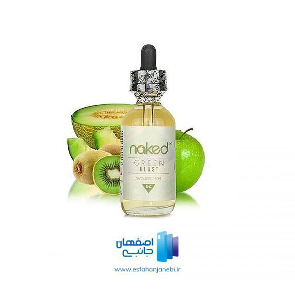 جویس 60 میلی لیتری سیب سبز کیوی طالبی نِیکِد N a k e | اصفهان جانبی
