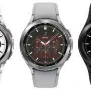 گلکسی Watch4 با ظرفیت بالاتر عرضه خواهد شد.